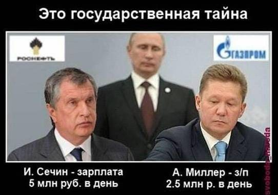 Политическая система РФ – олигархия